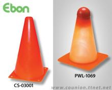 Sporting Flashing Cone, Flashing LED Traffic Cone-CS-03001