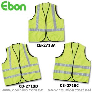High-Visibility Warning Vest-CB-2718A